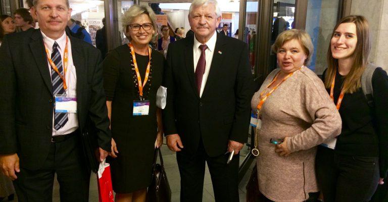 «Система Забота» приняла участие во Всероссийском межведомственном Конгрессе с международным участием «Слух 2017».