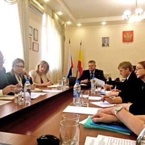 Рязанская область планирует внедрять современные социальные технологии