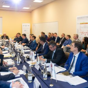 Проект «Система Забота: реабилитация и профилактика инсульта» представлен губернатору Петербурга в рамках  «Форсайт-флот 2018»