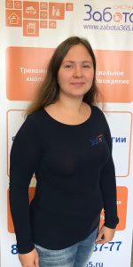 Анастасия Зубанова